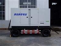 西安柴油發電機出租免費送貨上門