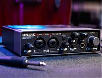 直播設備 雅馬哈UR22C專業外置USB3.0音頻接口聲卡