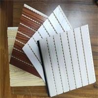 贵州集成墙板报价 木质吸音板