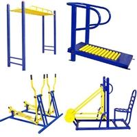 葫芦岛广场健身器材小区健身设备超值十二件套