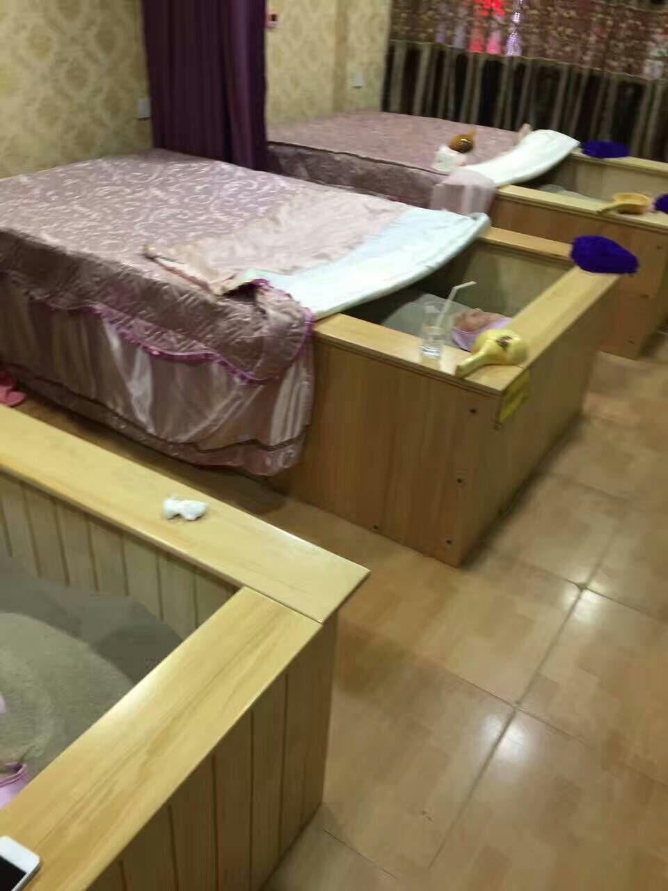 沙疗床 亿仁德康沙灸床价格