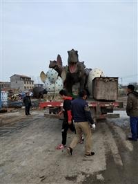 恐龙出租展览活动
