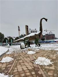 恐龙出租制作厂家侏罗纪主题展