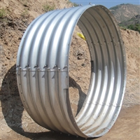 七臺河求購鋼波紋涵管 涵洞波紋管廠家 運馳鋼波紋管涵質量硬