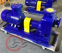 上球泵业ZW型防爆型自吸式无堵塞排污泵 上海厂家排污自吸泵
