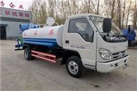 福州10吨多功能洒水消毒车厂价直销货真价实