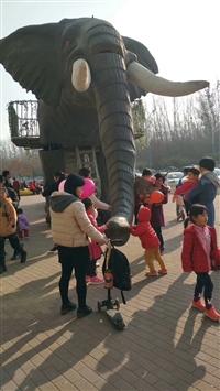 项目策划机械大象出租