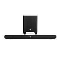 JBL CINEMA STV350 家庭影院2.1条形音响系统蓝牙音箱家用重低音