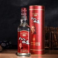 八八坑道窖藏600X6瓶  52度进口台湾 白酒 八八坑道孙中山纪念酒