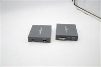 DVI光端機+音頻3.5mm+串口RS232+EDID學習