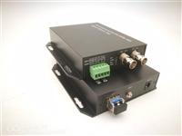 SDI光端機+本地輸出+串口RS485/RS232+音頻RS232+兩路輸出