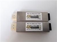 迷你4K HDMI光端機+HDCP透傳+EDID透傳