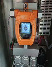氮氧化物尾气分析仪测量准确3%FS 分辨率NO NO2 0.1mg/m3