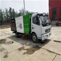 5吨扫路车多少钱销售多功能扫路抑尘车