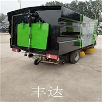 南阳扫路车多少钱一辆景区工厂洗扫一体清扫车