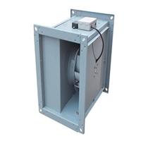GDF方形管道離心風機 外轉子離心式管道風機