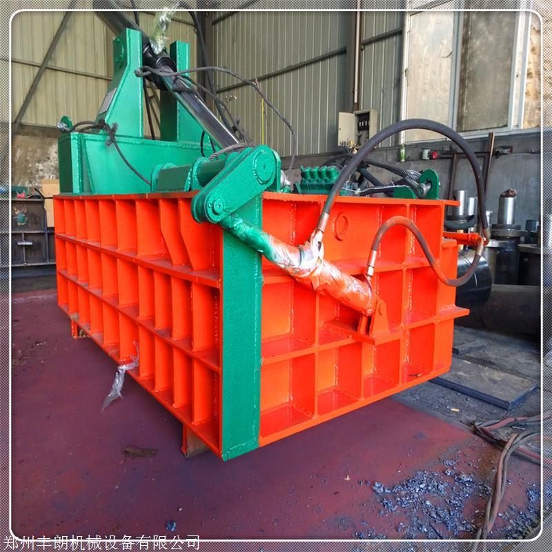 120吨金属成型设备 汽车门压块机 车架子打包机 铁锅压块机