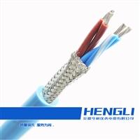 0.15编织圆铜线屏蔽ia-DJVVP2R计算机电缆