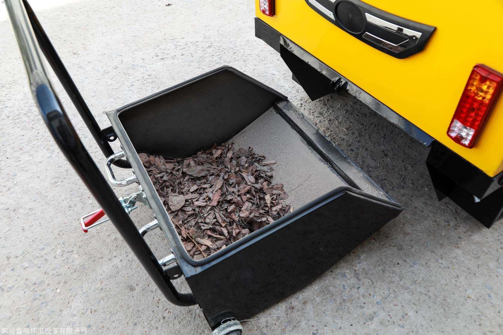 學校掃地車報價