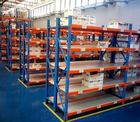 江阴层板货架批发厂家 皓盛层板用料足承载大 质保更长久放心