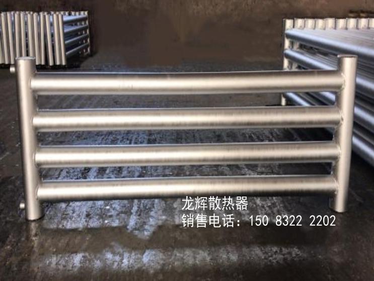 光排管散熱器_蒸汽型光排管散熱器_光面管散熱器