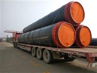 1016 供暖用保温管 埋地保温钢管 自产自销