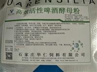 高效活性啤酒酵母粉 微生態添加劑 豬雞鴨鵝牛羊兔水產飼料添加