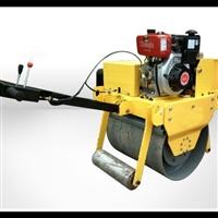 精华 手扶单钢轮压路机 手扶式重型压路机 手扶单钢轮压路