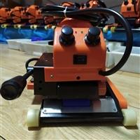 土工膜焊接机 防水膜爬焊机多少钱一台