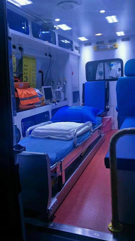 江苏120救护车出租救援中心-高效专业