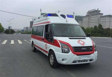 江苏正规救护车出租收费-高效专业