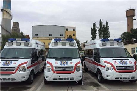 汕头市龙湖区跨省救护车出租热线 值得托付