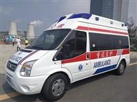 茂名市高州市长途120救护车出租价格 暖心护送