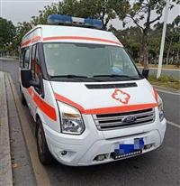 梅州市梅江区救护车租赁转运服务