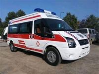 潮州市正规救护车出租转运服务