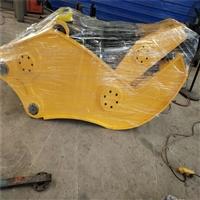 浙江 各種挖機粉碎鉗 鱷魚液壓鉗低價出售