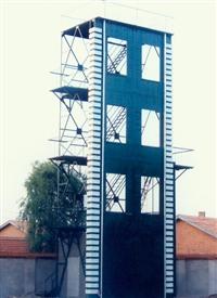广元消防支队训练塔