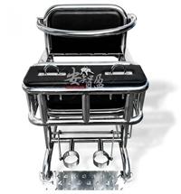 不锈钢审讯椅软包询问椅批发