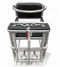 不锈钢询问椅讯问椅用途