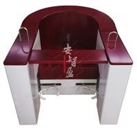 山西铁质审讯椅讯问椅生产厂家