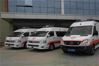 揭阳市揭东县正规救护车出租热线 值得托付