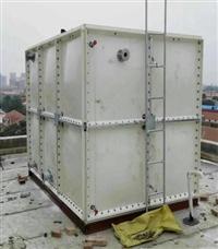 娄底地埋式水箱 玻璃钢水箱的用处smc水箱的使用年限