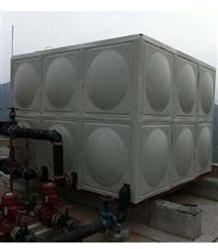 宣城●大容量玻璃钢水箱 小区用消防水箱玻璃钢水箱进出口安装方式