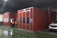 強鑫QX2000AB標準環保型噴烤房