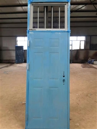 沈陽非標門 大尺寸非標門 工業門地下室門定制 廠家信用體系