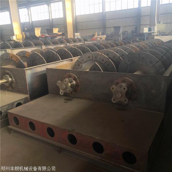 150型高偃式螺旋分级机 金矿石洗石机 山砂洗砂机