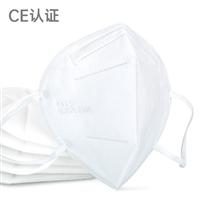 来安之kn95 口罩内垫支架 杯型口罩带呼吸阀 fpp2口罩