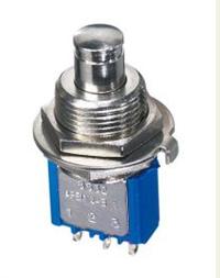 APEM小按钮开关型号8432A微型自复位按键