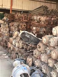广州废铁回收公司 广州废槽钢回收价格