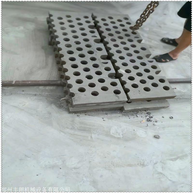 量大从优 铸造耐磨件 制砂机锤头 对辊式破碎机辊皮